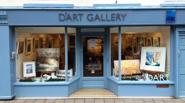 Dart Gallery Front Elevation